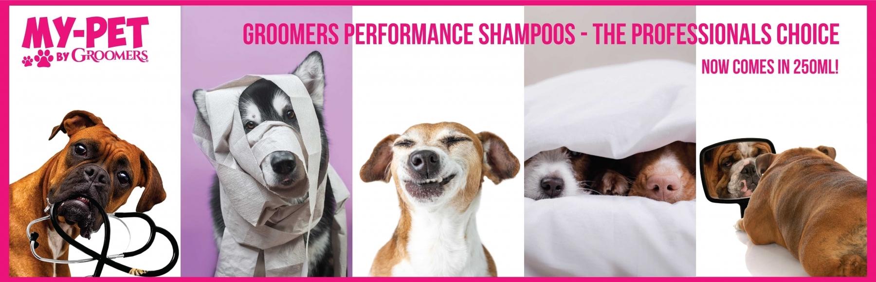 250ml Performance Shampoos
