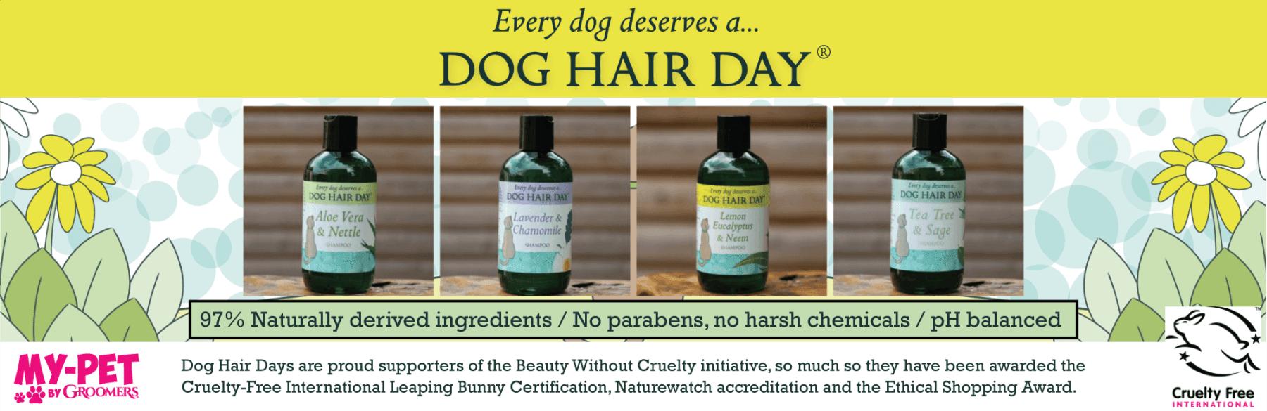 Dog Hair Day