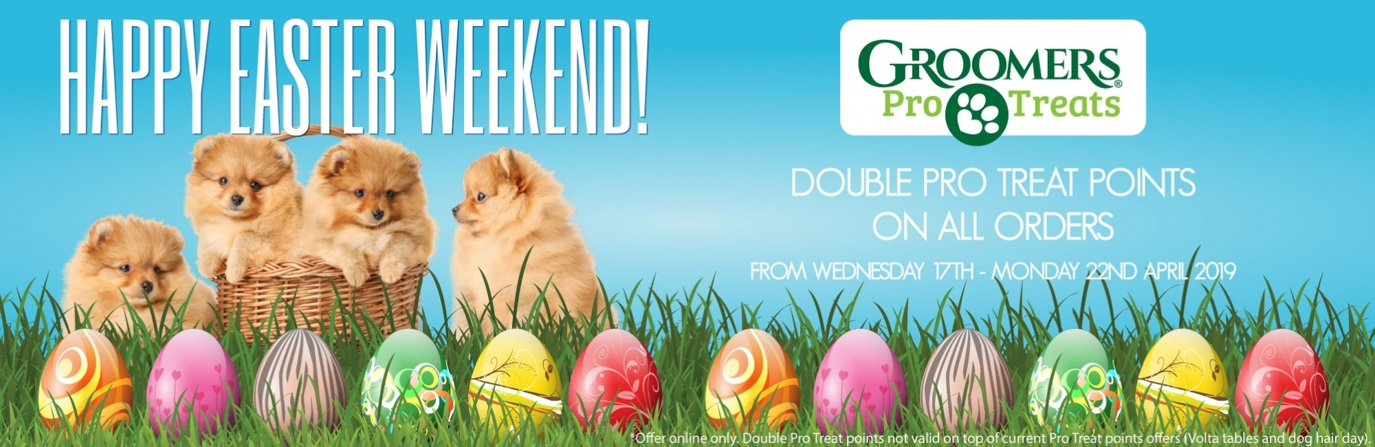 Easter Double Points