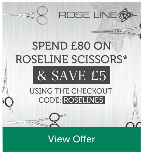 Spend £80 On Roseline Scissors* & Save £5