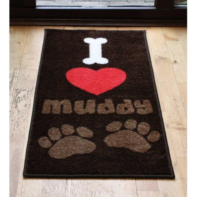 Pet Rebellion Muddy Paws Barrier Rug
