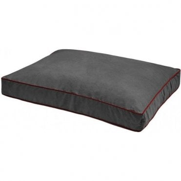 Nanosuede Dog Bed