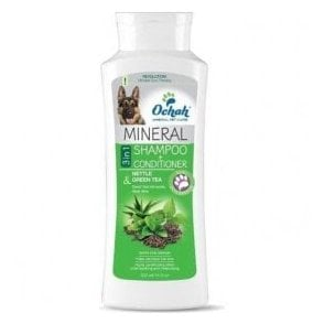 Ochah 3 in 1 Nettle & Green Tea Mineral Shampoo and Conditioner
