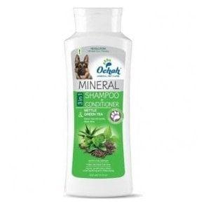 Ochah Conditioning 3 in 1 Nettle & Green Tea Mineral Shampoo - NEW