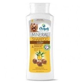 Ochah Lush Hair Mineral Shampoo with Moroccan Argan Oil