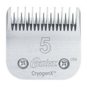 Oster #5 CryogenX AgION Blade
