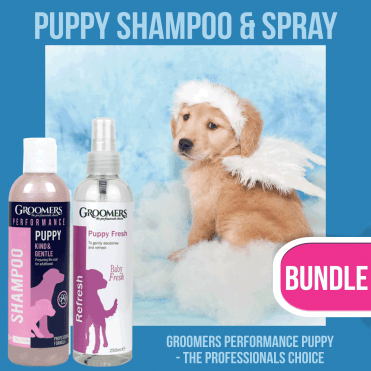 Performance Puppy Shampoo & Fragrance Spray 250ml Set