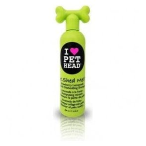 Pet Head De Shed Me Shampoo, 354ml - NEW