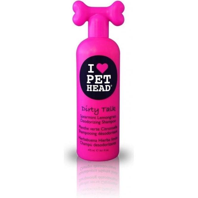 Pet Head Dirty Talk Shampoo, 475ml - NEW