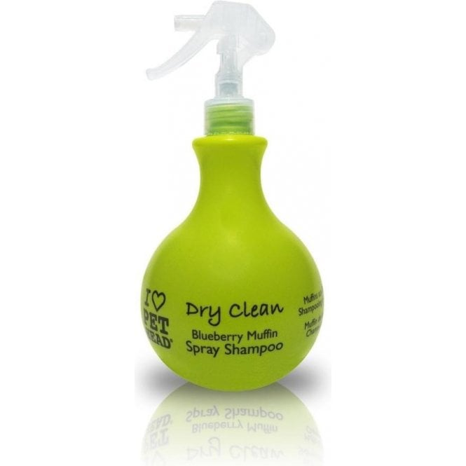 Pet Head Dry Clean Spray Shampoo, 450ml - NEW