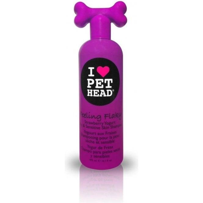 Pet Head Feeling Flaky Shampoo, 475ml - NEW