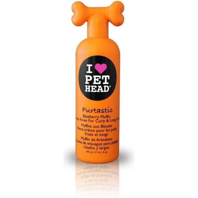 Pet Head Furtastic Crème Rinse, 475ml - NEW