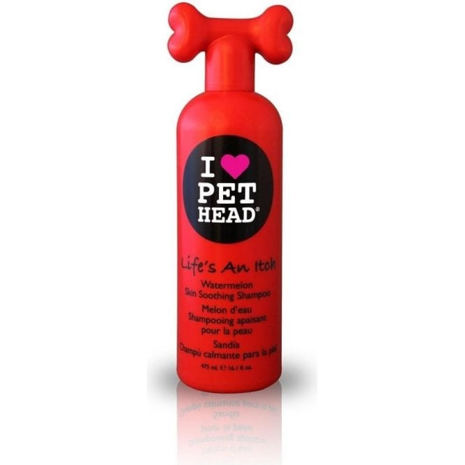 Pet Head Life's An Itch Shampoo, 354ml - NEW