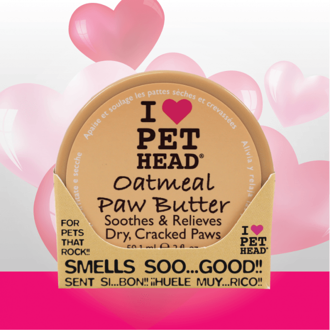 Pet Head Oatmeal Paw Butter Protector
