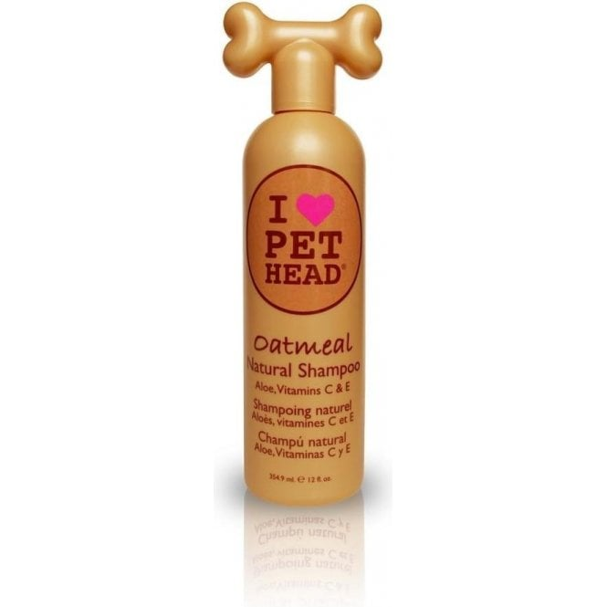 Pet Head Oatmeal Shampoo, 354ml - NEW