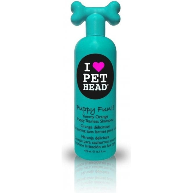 Pet Head Puppy Fun Shampoo, 475ml - NEW