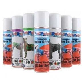 Pet Paint Spray Paint