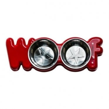Pet Rebellion Woof Bowl