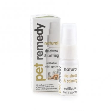 Pet Remedy Calming Spray - 15ml Pocket Spray