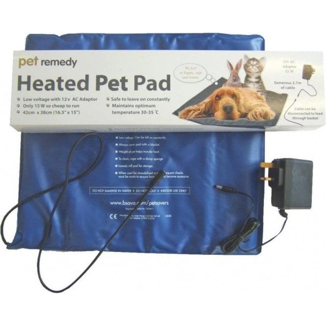 Pet Remedy Heated Pet Pad NEW
