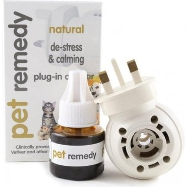 Pet Remedy Plug In Diffuser - NEW