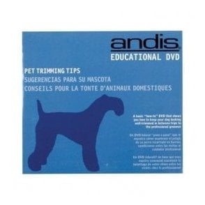 Pet Trimming Tips DVD
