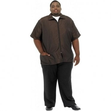 Plus Size Men's Jacket