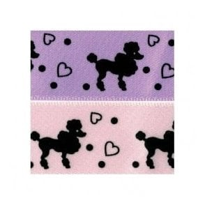Poodle Love Ribbon