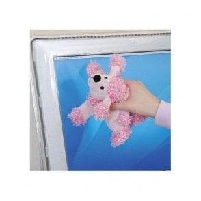 Poodle Screen Wipe