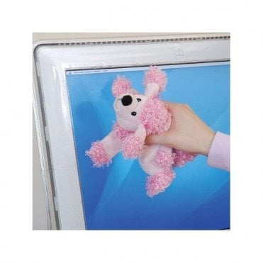 Poodle Screen Wipe