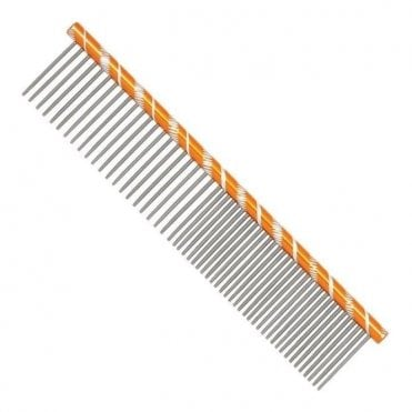Prestige 16cm Combination Comb - Gold