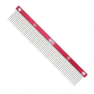 Prestige 25cm Spine Comb - Red