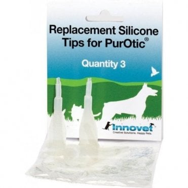 PurOtic Replacement Silicone Tips