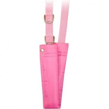 Quick Release Pink Belly Strap - Small