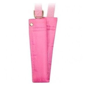 Quick Release Pink Belly Strap - Wide