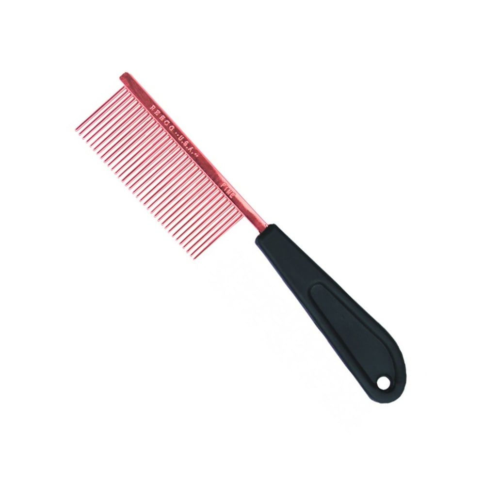 Resco Anti Static Coloured Comb  Fine