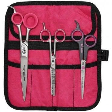Roseline Scissor Kit - Pink