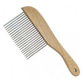 Show Tech Flat Wooden Comb