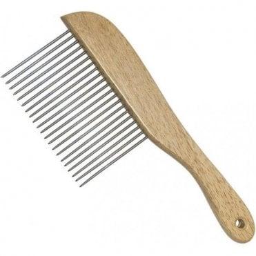 Show Tech Flat Wooden Comb