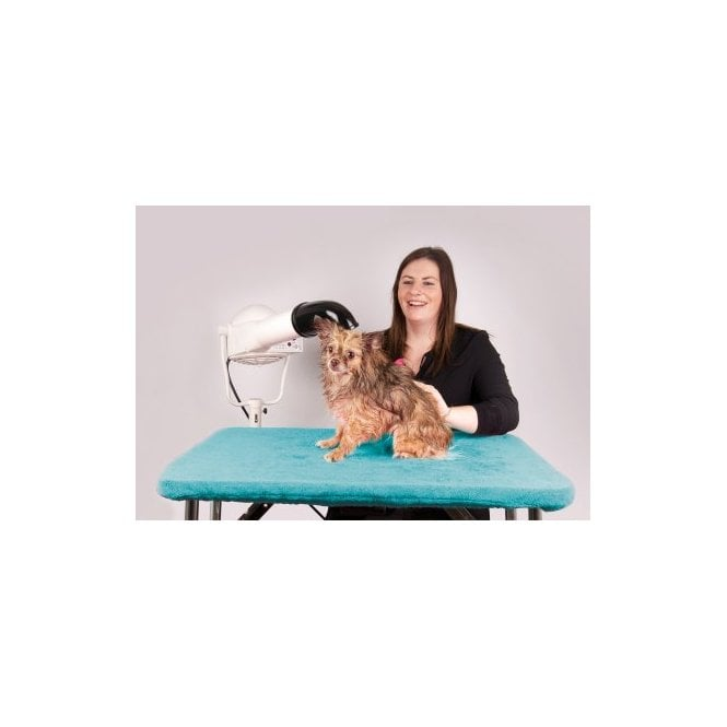 Show Tech Table Toga – Large, Turquoise