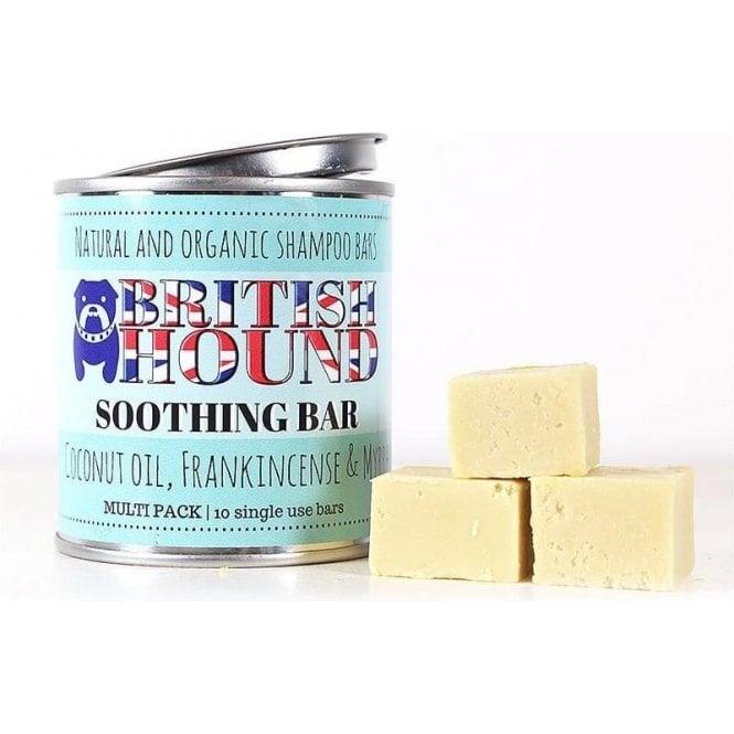British Hound Soothing Shampoo Bar Multi Pack - NEW