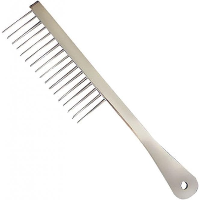 Spratts Metal Comb #69 - Extra Coarse