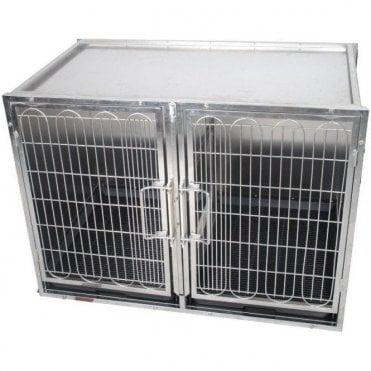 Stainless Steel Cage - L