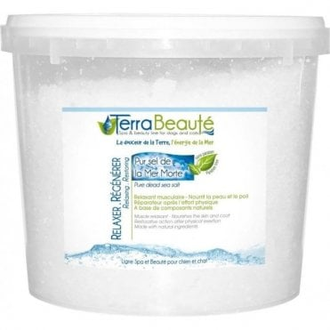 Terra Beaute Pure Dead Sea Salts