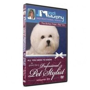 The Bichon Frise -Pet Trim DVD