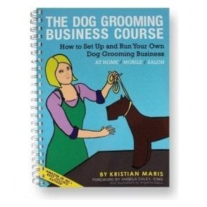 The Dog Grooming Business Course Book