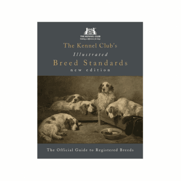 The Kennel Club's Illustrated Breed Standards Book 2017 Edition - NEW