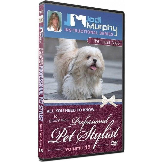 Jodi Murphy The Lhasa Apso DVD