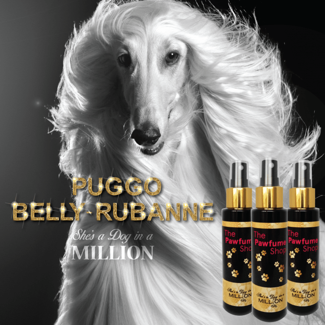 The Pawfume Shop She's a Dog In a Million Fragrance Spray