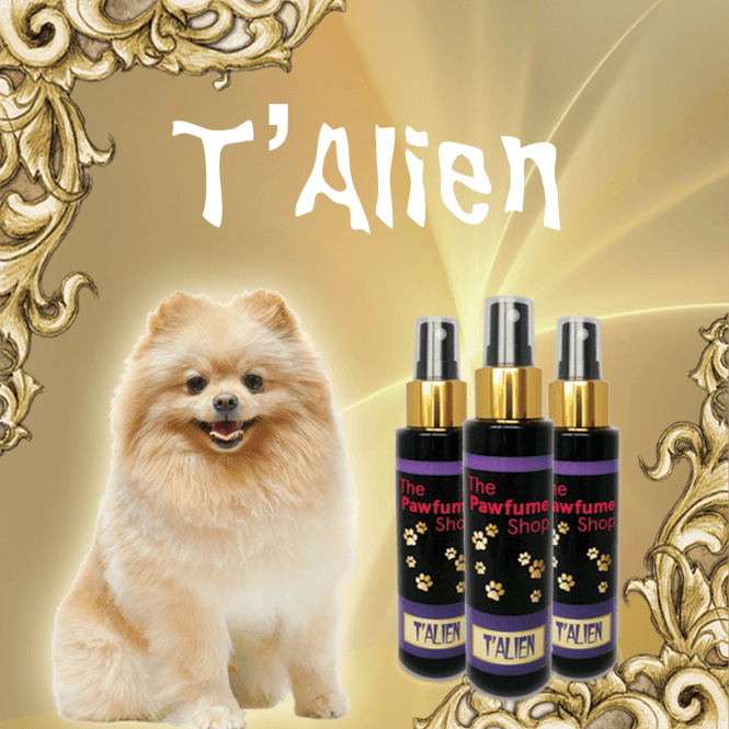 The Pawfume Shop T'Alien Fragrance Spray